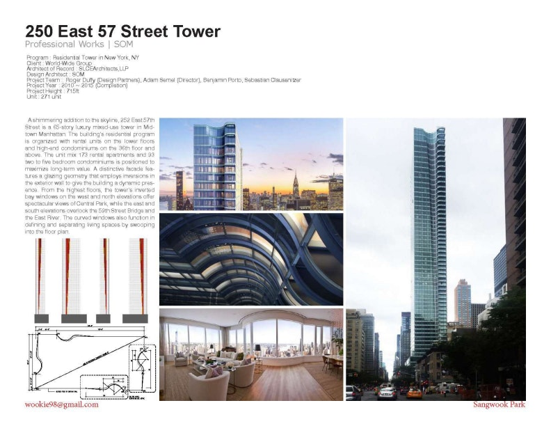 Sangwook Park Archinect