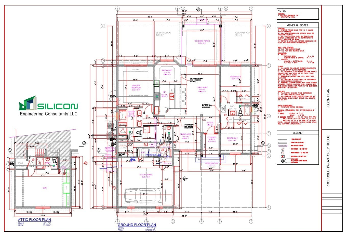 architectural drawings. Interesting Architectural Architectural Drawings  Silicon Engineering Consultants LLC And Architectural Drawings