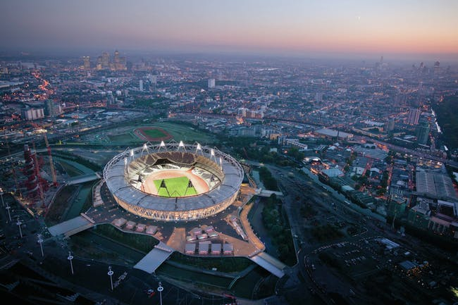 FUTURE PROJECTS - LEISURE-LED DEVELOPMENT: Olympic Stadium Transformation / UK. Designed by Populous