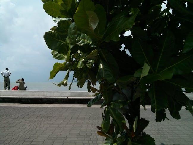 Mumbai - waterfront