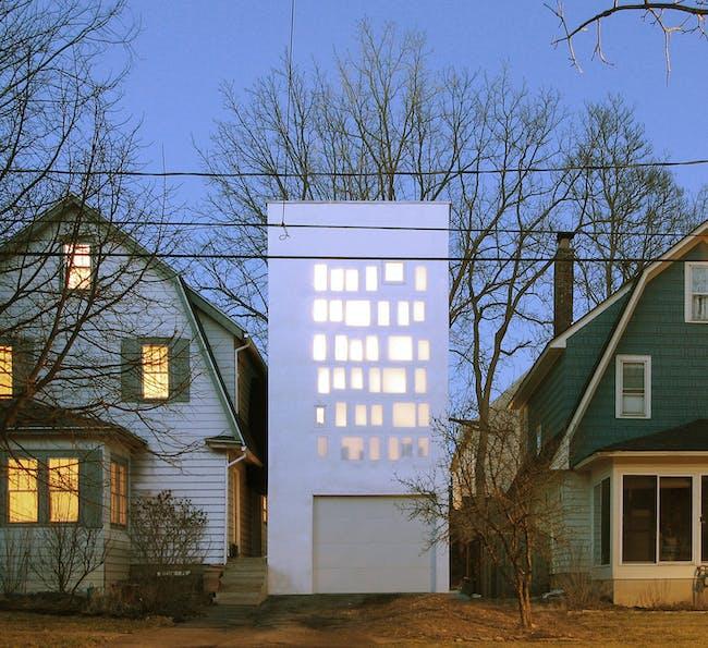 John Lott | PARA Project, Haffenden House, Syracuse, NY | Photo by Nathan Rader, © Jon Lott.