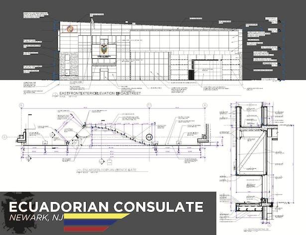 Ecuadorian Consulate-In Bidding process