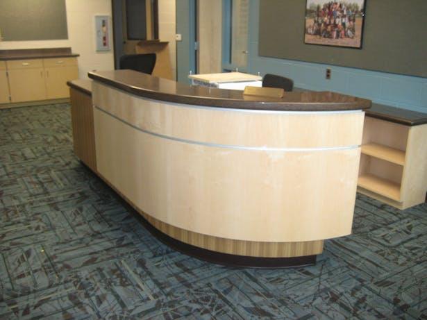 New Front Desk