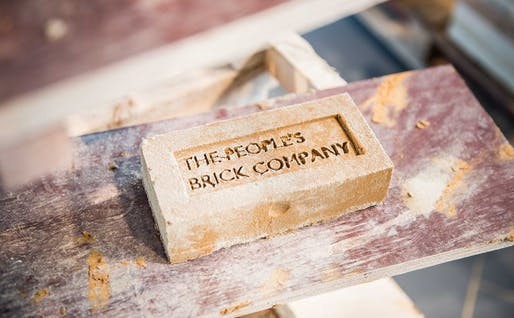 Image: The Peoples Brick Co by Something & Son