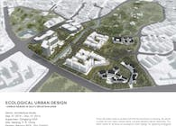 Ecological Urban Design --Urban Design in Qiuyu Mountain Area