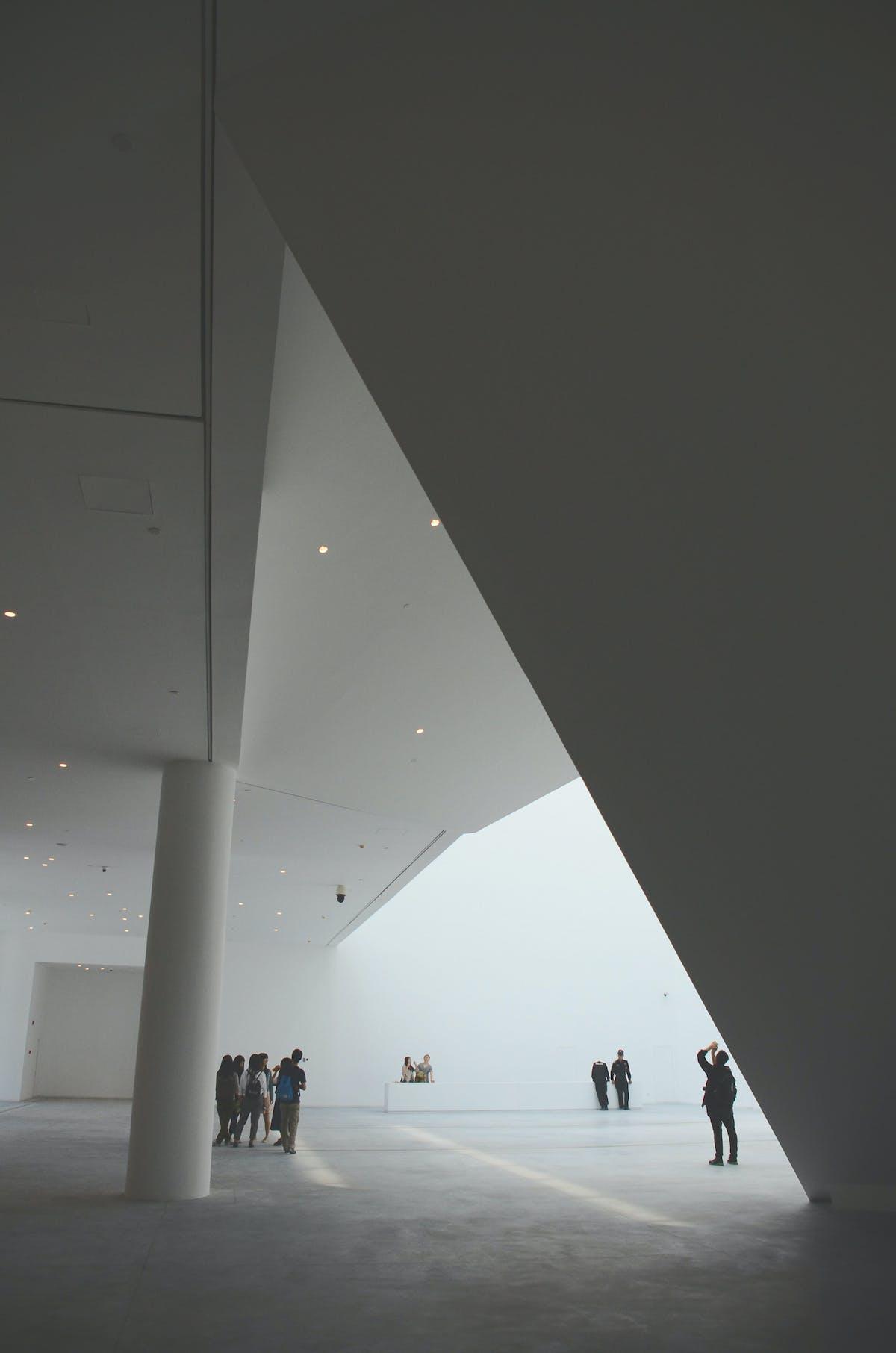 Minsheng Museum Of Modern Art Studio Zhu Pei Archinect