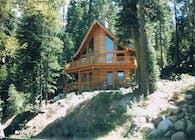 Donner Lake Residence, Donner Lake, California