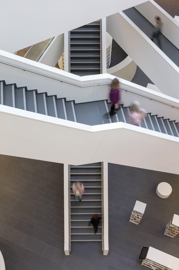 Halifax Central Library by schmidt hammer lassen architects