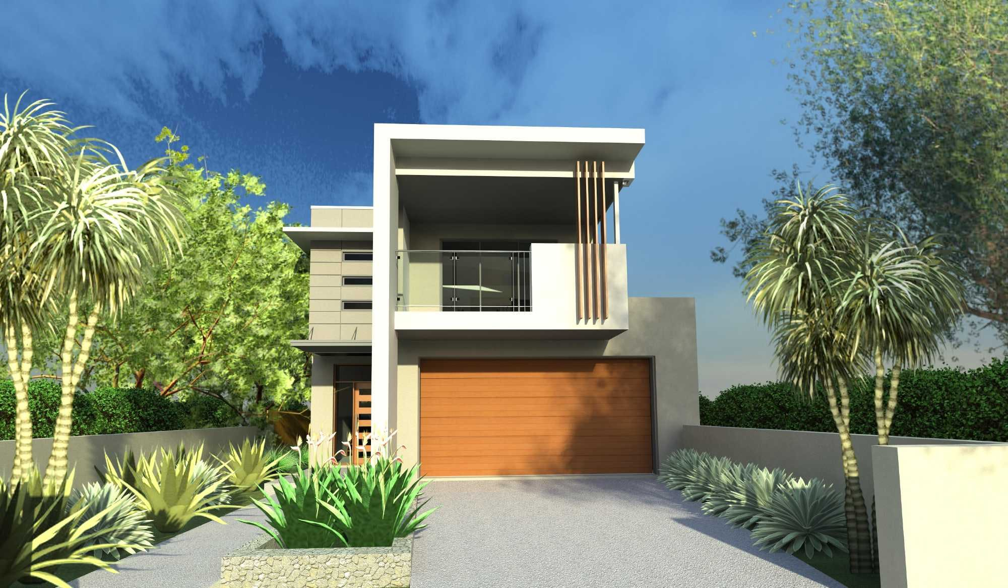 stunning narrow lot home designs pictures house design 2017