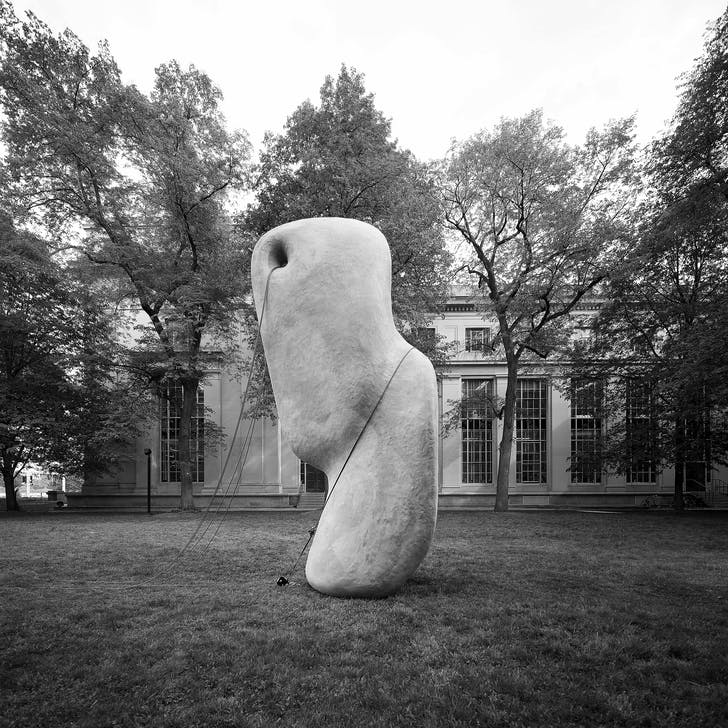 McKnelly Megalith. Image via Matter Design.