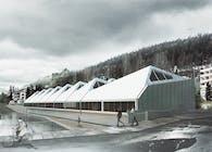 Sportswear research centre