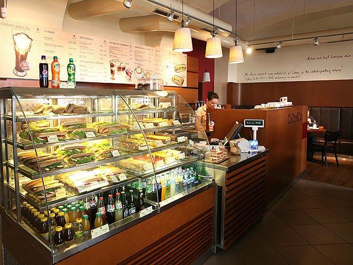 Coffee shop design by martina uhrinova kendu kendu for Small home decor stores