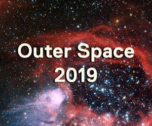 Outer Space: Visions of the Near Future