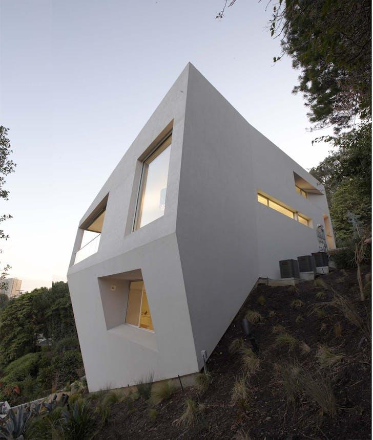 Hill House. Image: Johnston Marklee