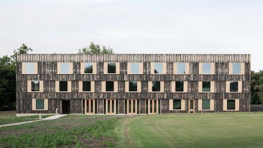Cowan Court by 6a Architects. Photo by Johan Dehlin.