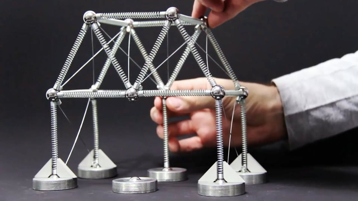 toy  mola structural kit  architects  experiment  structural engineering