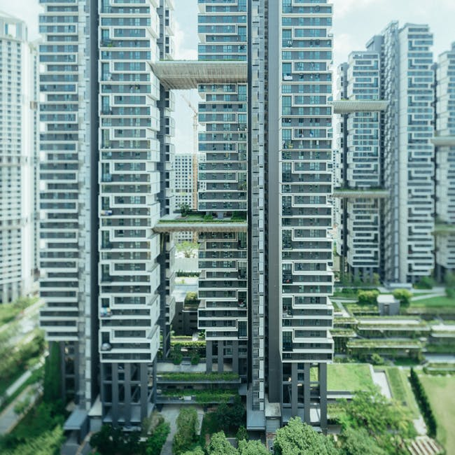 SkyTerrace @ Dawson by SCDA Architects Pte Ltd. © Singapore Pavilion, 16th Venice Biennale International Architecture Exhibition.