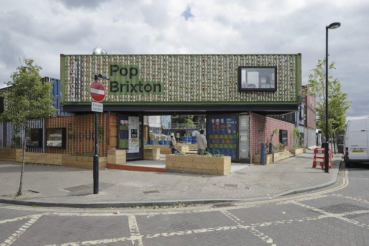 Pop Brixton. © Tim Crocker
