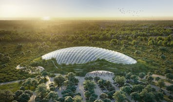 Celebrate Earth Day with the latest in green architecture from 2018