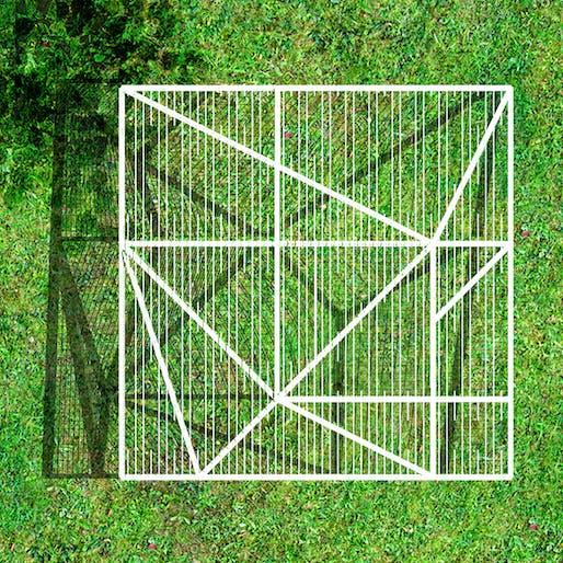 Site plan (Image: Jerome Haferd & K. Brandt Knapp)