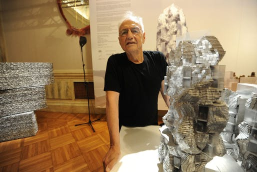 Frank Gehry will be the 23rd recipient of the Harvard Arts Medal—and the first architect in a line of notable honorees. (Image via Wikipedia)