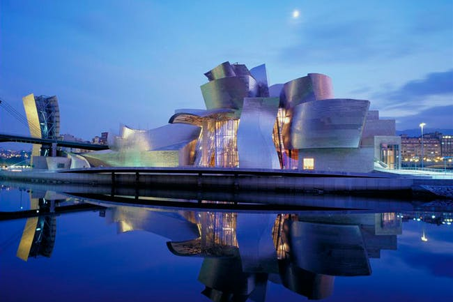 Edwin Chan worked as Design Partner, while at Frank Gehry's office, on the infamous Guggenheim Bilbao.