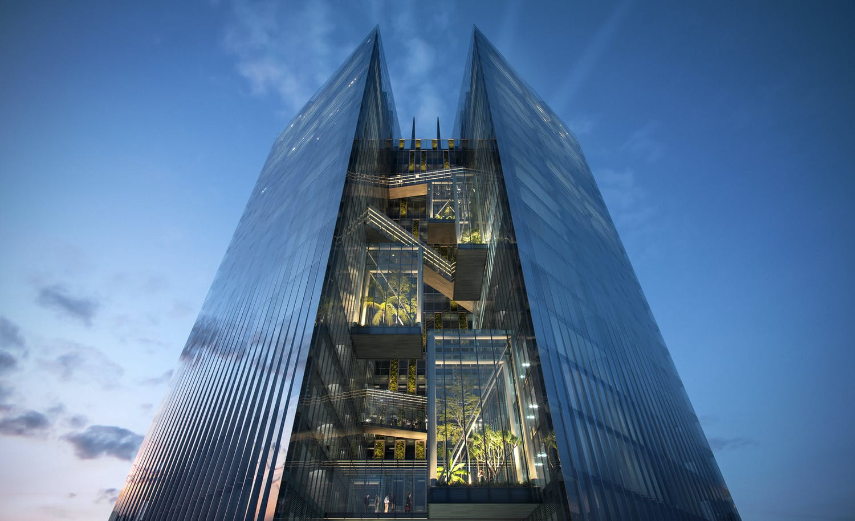Aedas-designed skyscraper wins Future Project Award 2018 for Tall Buildings