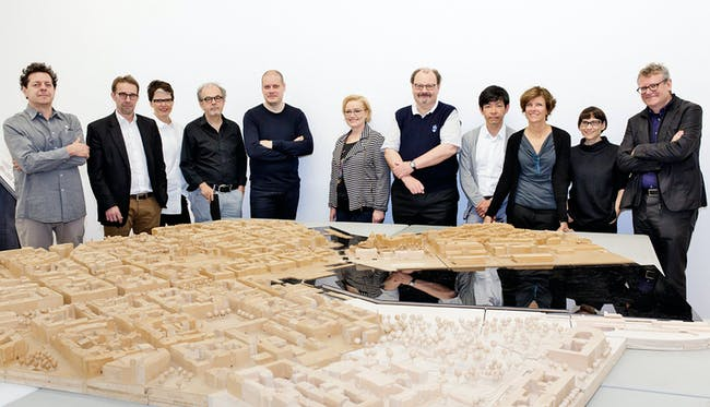 The international jury during deliberation day. Photo: Supperi.