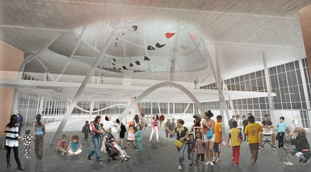Innovation Hall