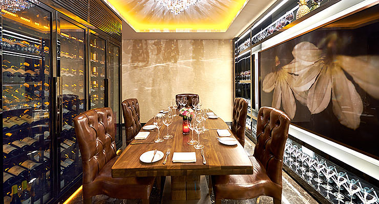 Alan Wongs Restaurant Interior Design Project Ying Du Archinect