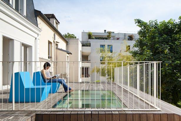 AZC - Maison à Vincennes ©SergioGrazia