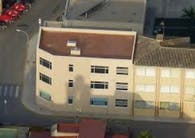 Extension of 'San Francesc de Borja' school placed in Llombai (Valencia, Spain)