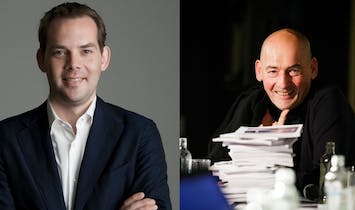 Naomi Milgrom appoints OMA's Rem Koolhaas, David Gianotten for fourth MPavilion