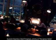 The Jimmy Bar at the James Hotel in SOHO