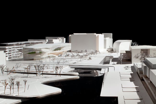 """Shared Third Prize: """"Kasi"""" by Verstas Architects"""