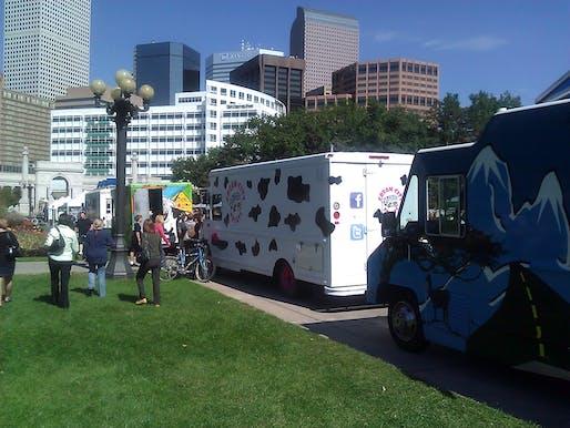 "Denver ""Eats"" @ Civic Center"
