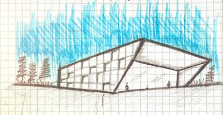 Proposal for Stage Pavalion Design