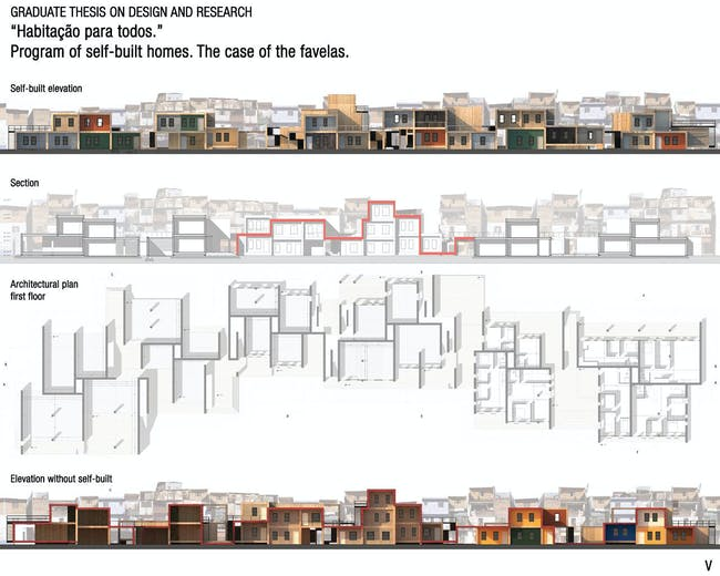 Winner in the Research Category: Habitachao Para Todos by Elisa Minari