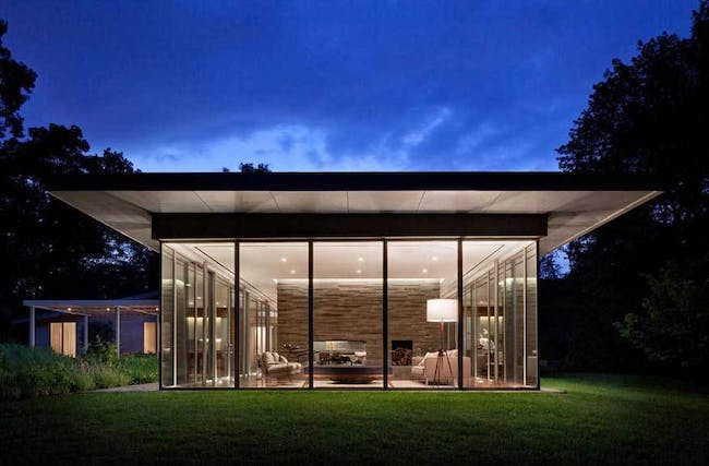Sands Point Residence by Ohlhausen DuBois Architects. Photo: Christopher Cooper