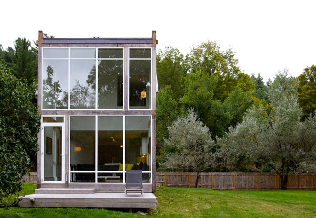 Restored Farmhouse by Mckean Architecture