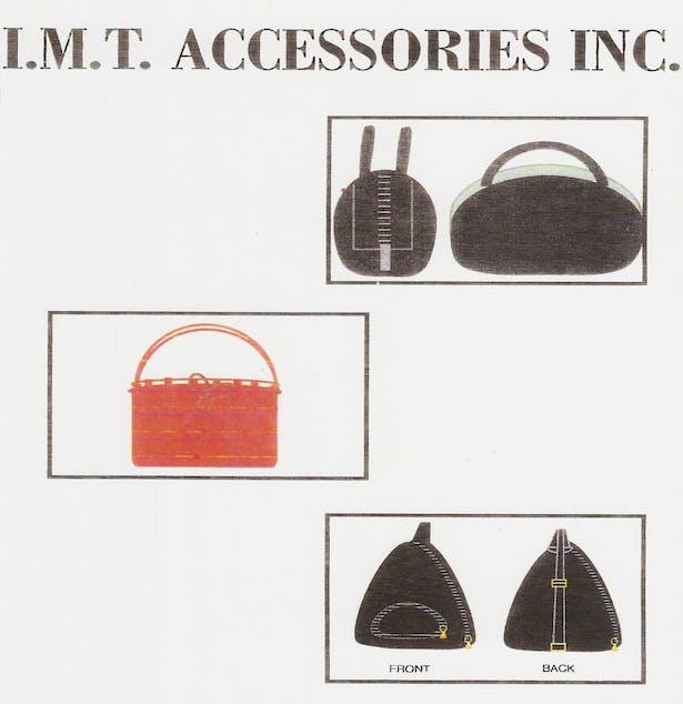 Children handbag diagrams for IMT firm for target