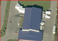 1998 Triangle Design Corporate Headquarters and Plant - Aerial Photographs (designed and produced CD's)