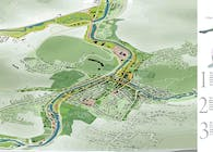 Thesis - Montpelier - Nature in Micropolis - City as Park-