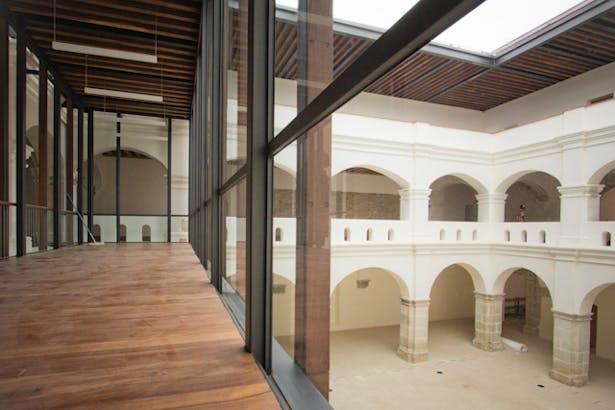 Ex Convento San Pablo - Taller de Arquitectura