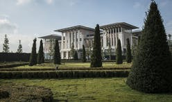 Erdogan's Palace - Turkey's new presidential palace
