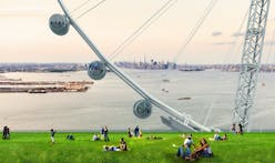 Mayor Bloomberg Unveils Plans To Build World's Tallest Ferris Wheel