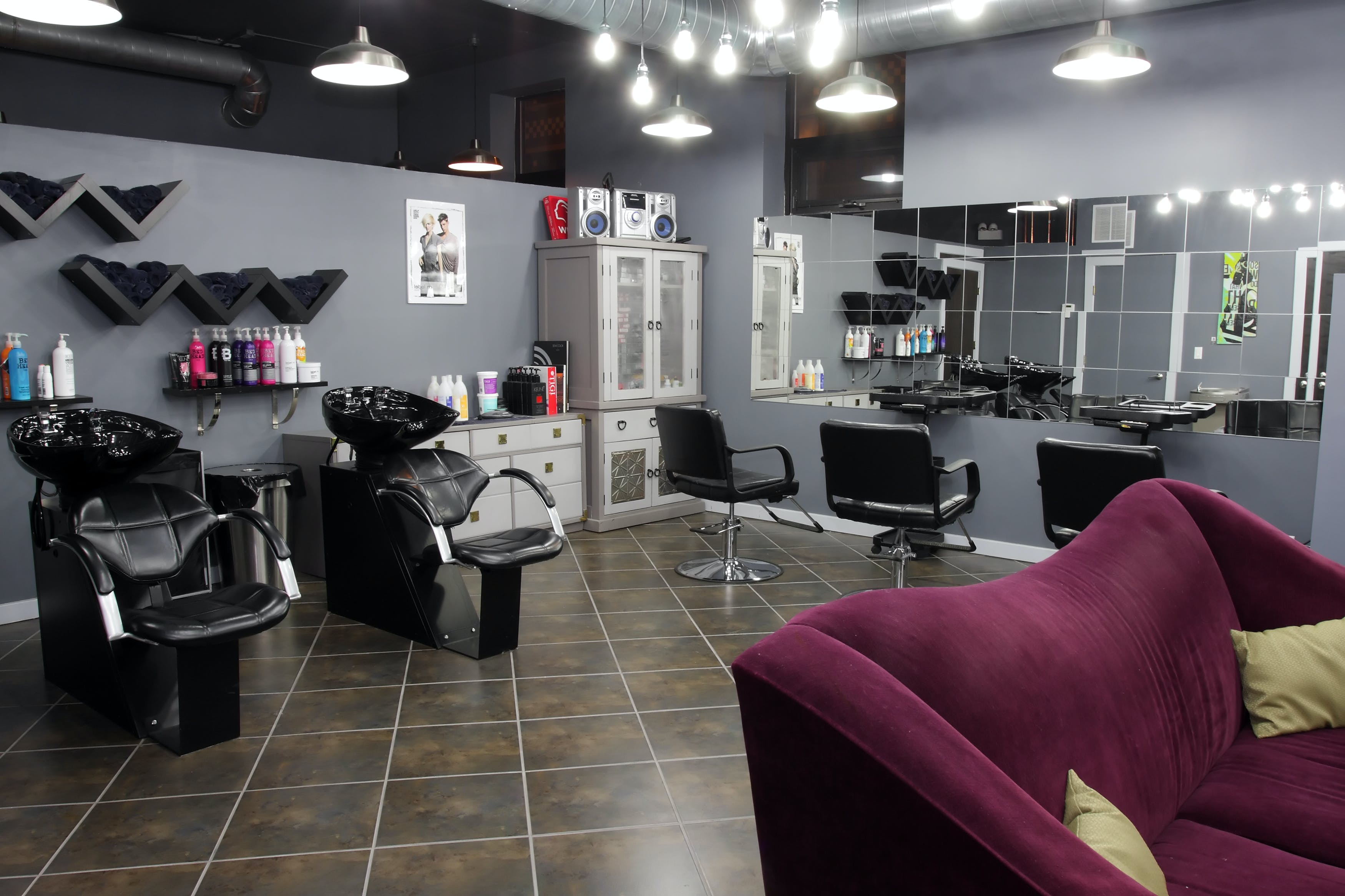 spoil me hair salon