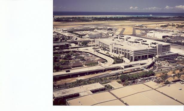 Architects Pacific - New Inter-Island Terminal Complex, Honolulu HI