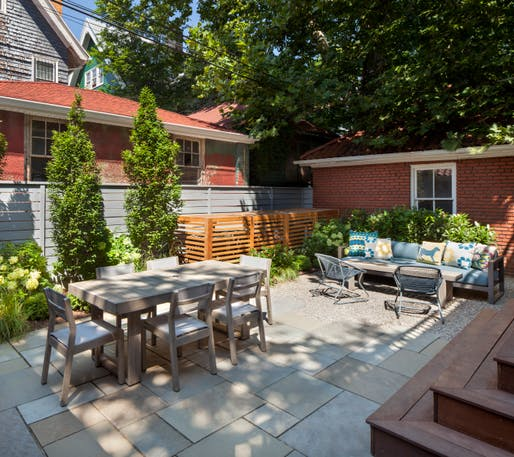 Staghorn NYC Backyard Landscape Design