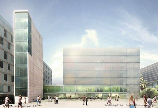 Terradas Arquitectos - Residencia Resa Campus La Salle 01